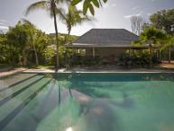 Luxury 5 bedroom St. Barts villa. Private, tropical and a short walk to the beach!