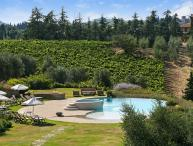 Sole del Chianti, Sleeps 12