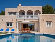 4 bedroom Villa in San Jose, Baleares, Ibiza : ref 2132892