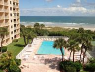 7520 Ridgewood Ave #803 :: Cape Canaveral Vacation Rental