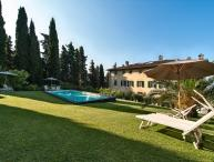 Large Historic Tuscan Villa with a Pool and Panoramic Views to the Sea - Villa Fabiana