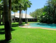 Moroccan Lodge