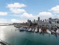 3 Bedroom Penthouse overlooking Viaduct Harbour Auckland NZ
