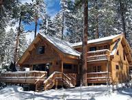 Lake Tahoe 5 Bedroom-4 Bathroom House (336)