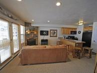 Moose Hollow Condo at Wolf Creek Utah Resort- Snowbasin and Powder Mountain