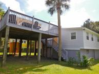 The Folly House - Folly Beach, SC - 3 Beds BATHS: 2 Full