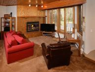 A very affordable vacation home with a Silver rating, across the main road from Vail Golf Club.