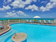 Fully air- conditioned Caribbean villa with Sea views. C ADO