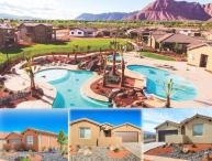Arches, Red Mtn Retreat, Canyonlands Home Rented Together at Paradise Village
