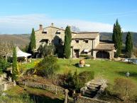 Historic Villa with Pool and Cottage in Umbria - Fortezza Umbra