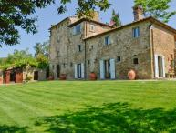 Tuscany Farmhouse with Swimming Pool Near Cortona  - Villa Gloria