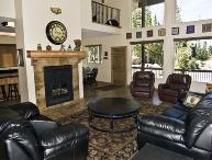 Ridge Top Lodge - 7 bedrooms