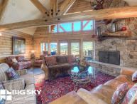 Big Sky Private Home   Washaki Lodge