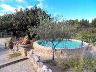 St Didier Vaucluse, Provencal house 4p, private pool, 500 m from the village