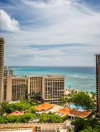 WAIKIKI BEACH LUXURY 2 bdrm, 2 full bth HI Floor