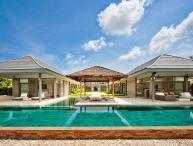 Villa 192 - Beach front luxury (4 BR option) continental breakfast included