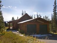 Little Wolf Log Cabin