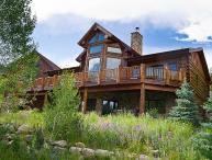 Stunning 5 Bedroom Custom Log Home steps away from Frisco`s Reserve!