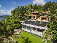 Luxury 8BR Oceanfront Villa in Kata Beach, Phuket