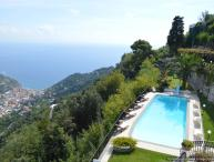 Villa Faletti House with pool in Ravello
