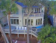 104 Oceanwood - Beautiful Oceanfront 4 Bedroom home w/ Hot Tub