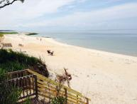 Beach Front with Private Beach Access at just 25 ft!