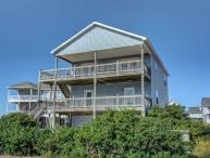 N. Topsail Dr. 814 Oceanfront-B Lot! | Private Pool, Internet, Pet Friendly