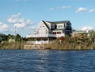 "WATERFRONT 10 B.R. MANSION, ""The Baybreeze"""