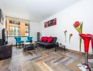 Modern 2 Bedroom Apartment Nestled in Lastarria