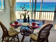 Absolute Oceanfront Studio Condo aside Magic Sands Beach