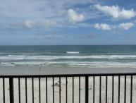REAL Direct Oceanfront Top 5th Floor Unit w/ Amazing Balcony View - Dog Friendly