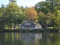 Beautiful House overlooking Spofford Lake