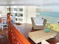 LUXURY OCEAN FRONT APARTMENT WITH POOL AND SAUNA.