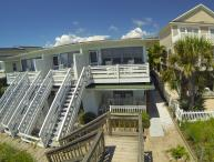 Almost Heaven D-OCEANFRONT 3 Bd/3Bth 1st Flr WiFi