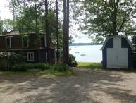 Swan Lake Waterfront Cottage A/C & Heat