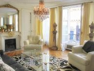 Luxury Vacation Apartment in the Heart of Saint Germain
