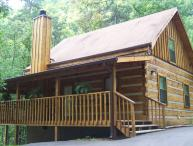 Private Log Cabin,August Special Stay 3 Nights get 4th FREE!Hot Tub,Pool Table