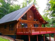 5 Bedrm LogCabin with Hot Tub... Paint Creek Lodge