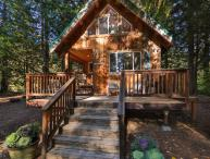 Charming and Secluded Riverfront Cabin-Osprey Nest