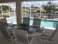 Villa Tiki Dream, Cape Coral - Pool & Gulf Access