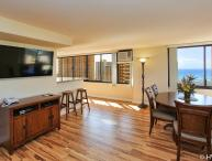 2BR 2.5 bath split full Ocean Sunset Views WAIKIKI