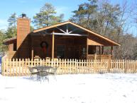 2Bed/2Bath, Sleeps 6,10 Minutes from Dollywood, Pet Friendly,Fenced Yard,HotTub!