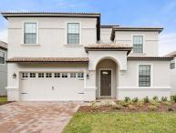 New 9 Bed Home Near Disney With Pool - 1412MVD