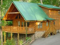 MOUNTAIN GETAWAY- Million Dollar View 5 Star Cabin