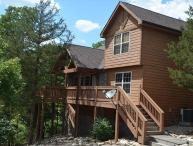 Open, airy 2 bed  lodge near Silver Dollar City
