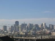 San Francisco with City Views 3 bedrooms one bath