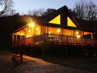 Luray Log Cabin Mountain View     FREE NIGHT OFFER