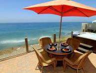 Oceanfront Single Family Home, Spa, F/P  E693-0
