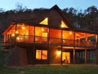 Luray Log Cabin Hot Tub Mtn Views FREE NIGHT OFFER