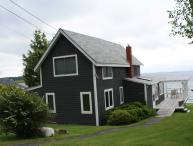 Oceanfront Gray Cottage - Spruce Head, Maine